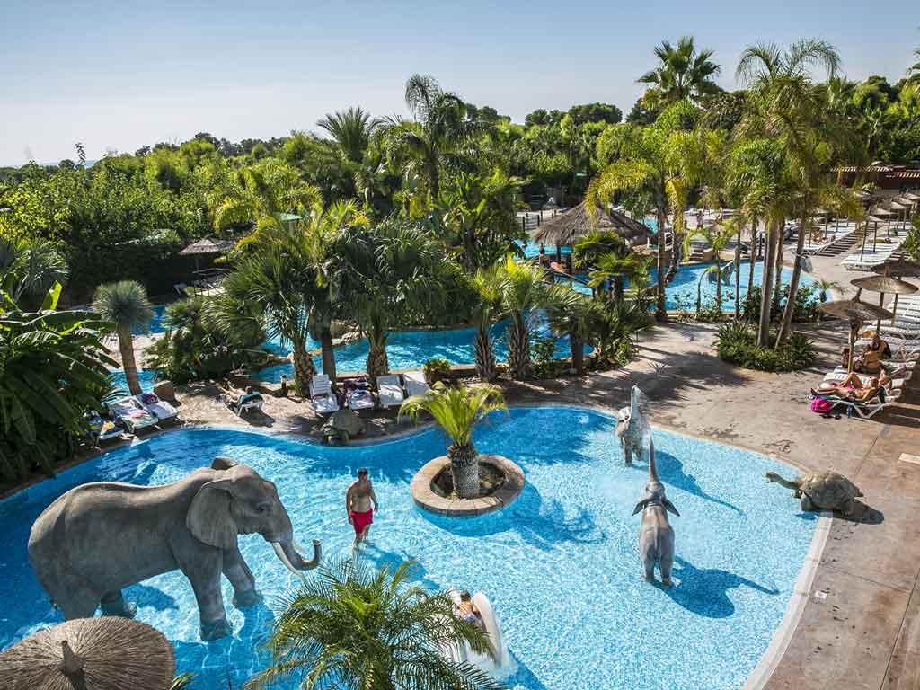 Los mejores campings espa oles de 2015 todo sobre for Camping con piscina climatizada en tarragona