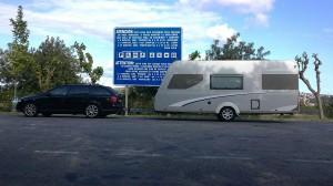 viajar caravana consejos