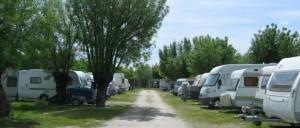 Parking de caravanas