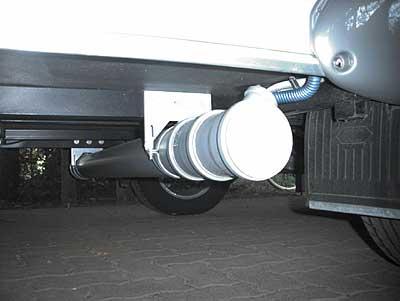 conducto tuberías caravana contra humedad