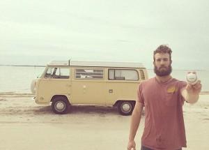 Historia Daniel Norris Camper Van