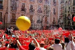 Viajar a San Fermín en Autocaravana