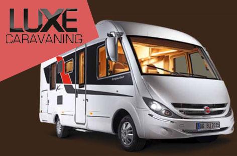 Rebajas en Luxe Caravaning caravanas autocaravanas a precio de coste