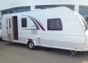 Caravana Bürstner Averso top 560 TK 2015