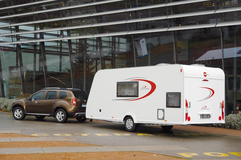 caravana Burstner Premio 495tk viajar en familia