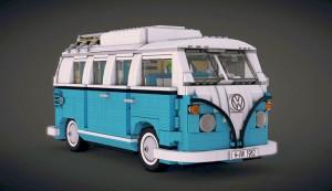 comprar Camper LEGO Vídeo