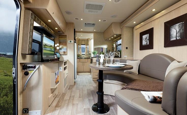 As 237 Es La Lujosa Mercedes Sprinter De Leisure Travel Vans