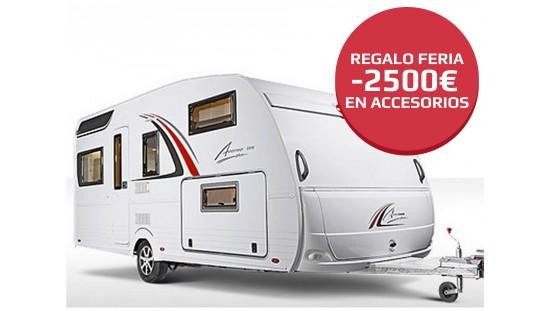 Caravana Nueva Burstner Averso Plus 440