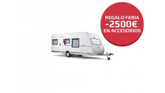 Caravana Nueva Burstner Premio 530 TK