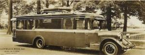 caravaning historia - luxecaravaning