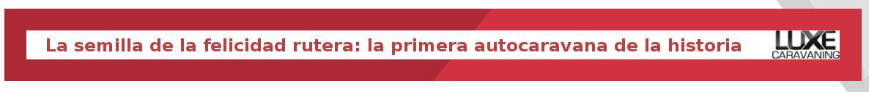Banner - primera autocaravana