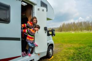 Viajar en familia en Autocaravana